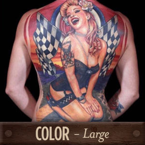 Color Tattoo – Large